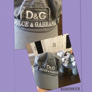 Dolce & Gabbana Accessories - Dolce & Gabbana Distressed Cap